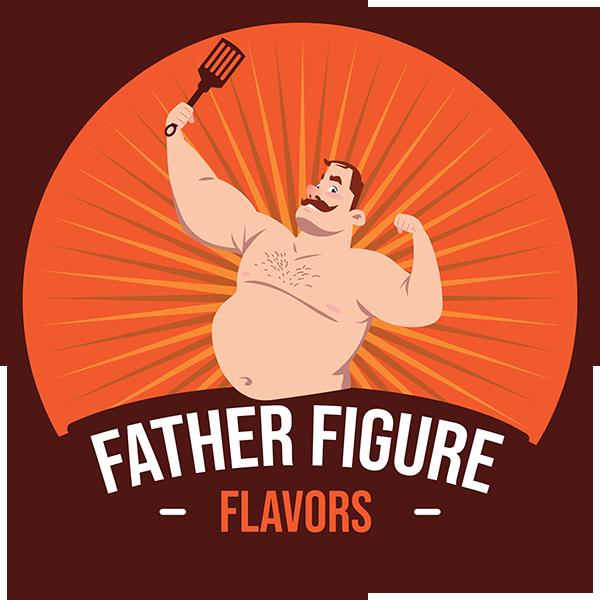 Father Figure Flavor Logo